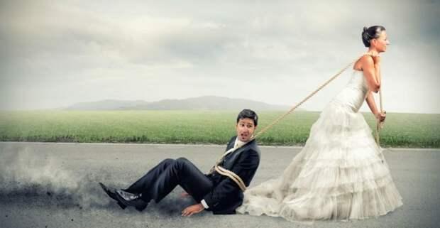 В нынешнем мире брак мужчине невыгоден (8 фото)