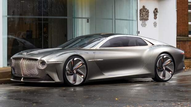 Под мерное жужжание: Bentley полностью откажется от моделей с ДВС к 2030 году