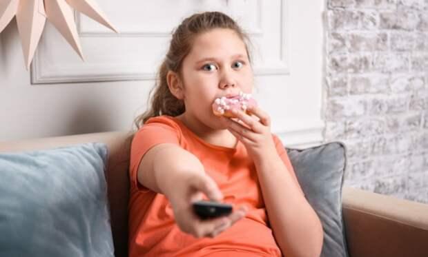 ВОЗ обеспокоена ростом случаев детского ожирения во время пандемии