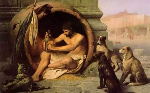 Скупые рыцари наших дней или Синдром Диогена
