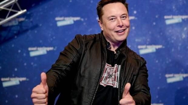 Илон Маск вновь стал самым богатым человеком вмире