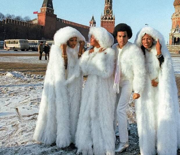 "В СССР пластинки ""Бони М"" меняли на колбасу"