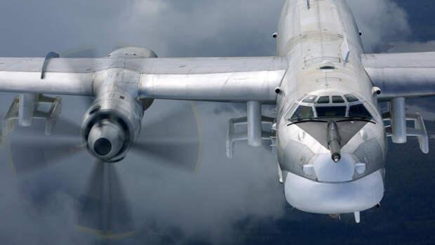 Эксперт из США подробно рассказал о мощи советского самолета Ту-95 «Медведь»