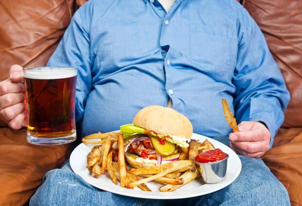 Привычки в еде, которые вредят вашим почкам