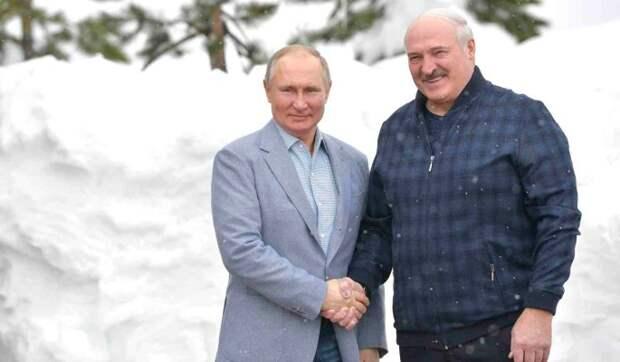 Белорусский политик Скребец: Уже скоро Кремль потребует от Лукашенко отдать долг не деньгами