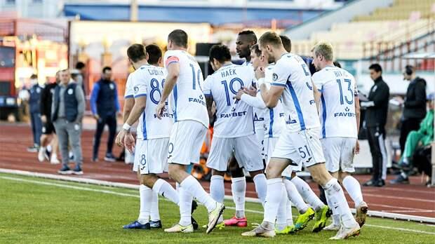 «Динамо Брест» прибило «Шахтер» ипочти вышло вфинал Кубка. Первый гол выбудете пересматривать
