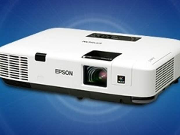 Новые проекторы Epson оказались в десять раз ярче ЖК-дисплея