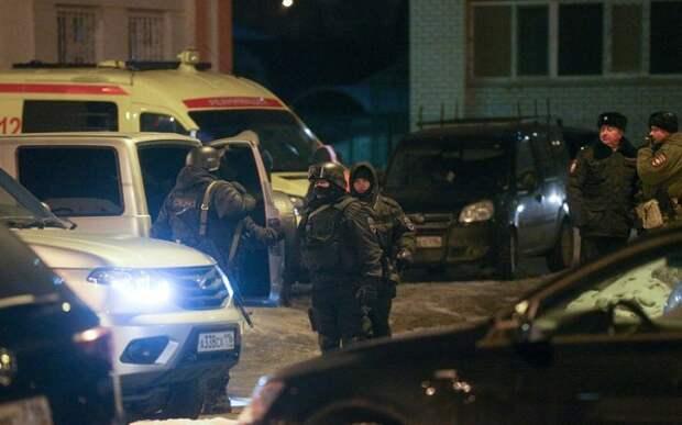 Названа основная причина стрельбы в Казани