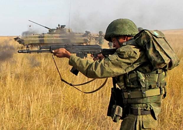 Сухопутные войска РФ – самый многочисленный и сильный род войск в стране
