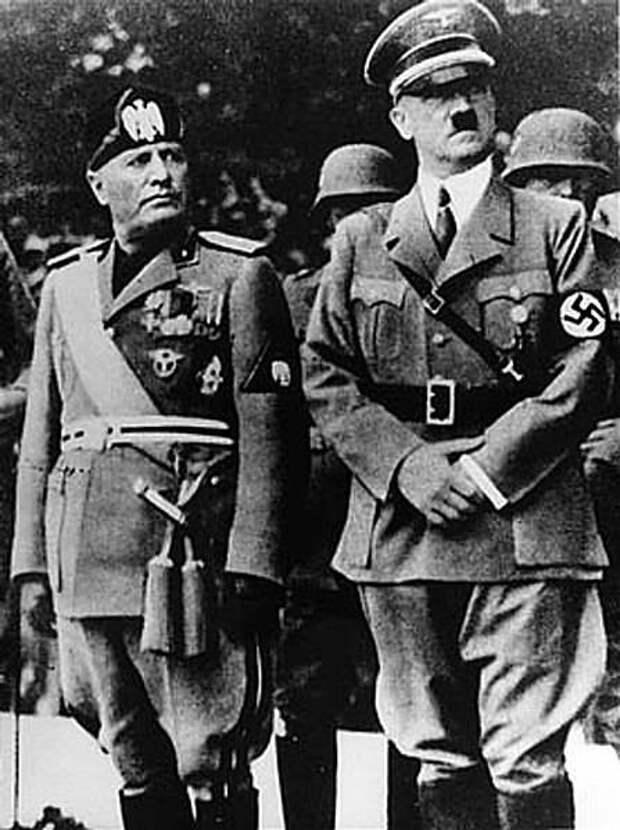 Как Муссолини создавал «великую Римскую империю»