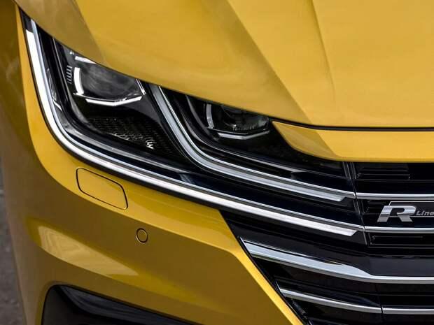 Volkswagen Arteon R-line поступил в продажу