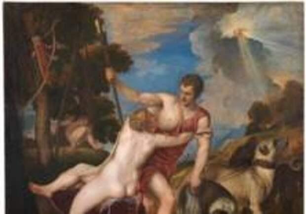 В Пушкинском может появиться полотно Тициана «Венера и Адонис»