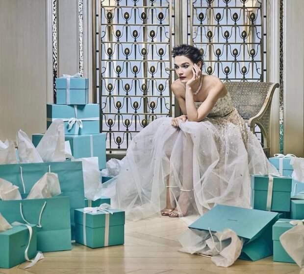 Свадебные платья от дизайнера Рим Акра.