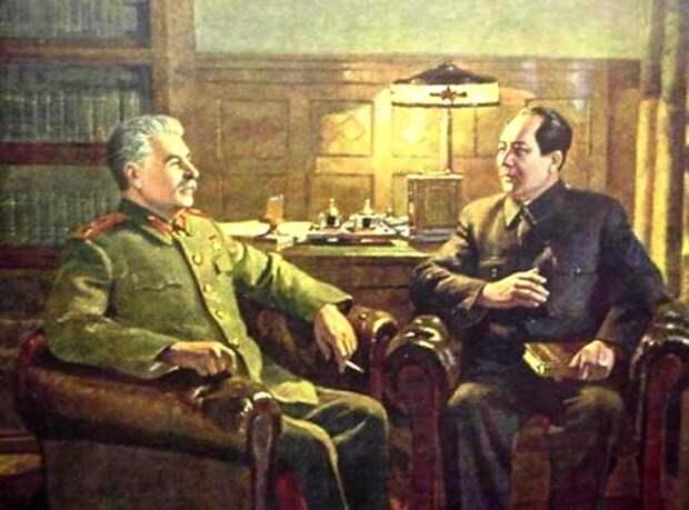 Сталин против Мао, недолговечный сталинизм и переписка Павлова с Молотовым