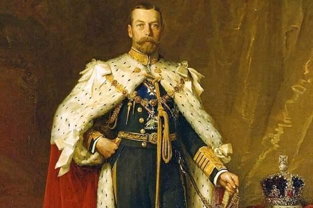 Почему британский Король Георг V не спас от гибели своего брата
