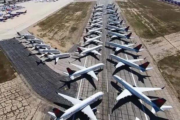 Аэропорт карантин COVID-19