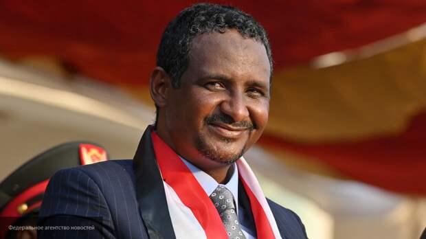 Суданцы выразили благодарность Дагло за усилия по достижению мира в стране