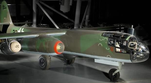 """Arado Ar 234 """"Blitz"""".                                                                                                                                              Фото из свободного источника."""