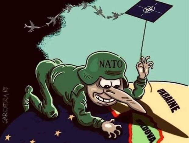 Журавко призвал Россию ударить ракетами по базам НАТО на Украине