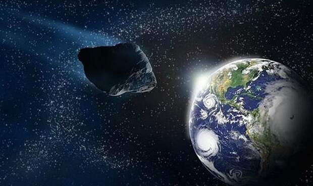 К Земле приближается неизвестный космический объект