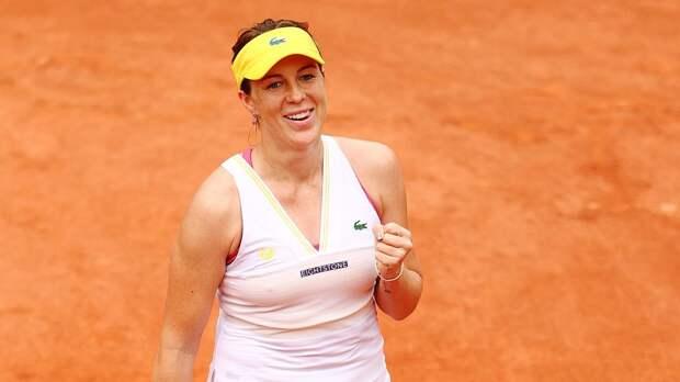 Павлюченкова: «Наслаждаюсь тем, что вышла в полуфинал, но не придаю этому большого значения»