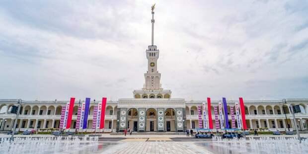 Речной вокзал признан одним из лучших в мире проектов архитектуры и дизайна