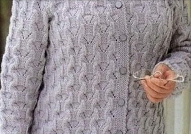 Красивые узоры для безрукавок, пуловеров, жакетов