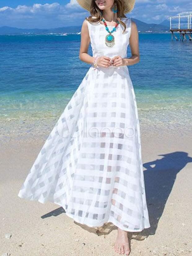 40 платьев из хлопкового шитья