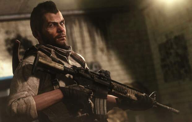 Соуп Мактавиш (Call of Duty: Modern Warfare)
