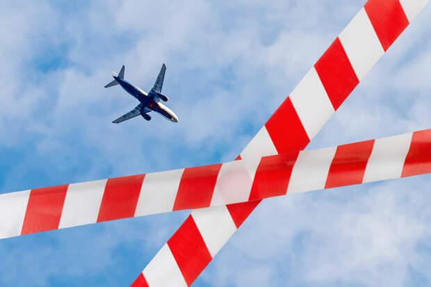 Оперштаб ограничил авиасообщение с Турцией и Танзанией