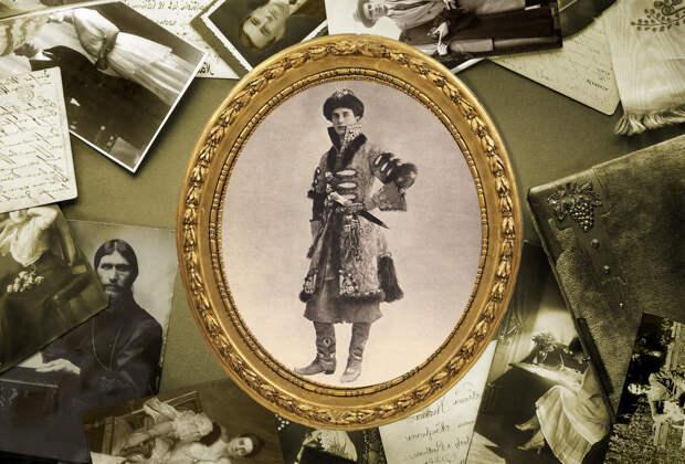 Феликс в боярском костюме, который был создан для маскарада в Альберт-Холле во времена его обучения в Оксфорде. Коллаж © L!FE Фото: © Wikipedia.org