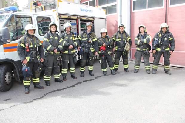 В САО начал работу отдельный спасательный расчет