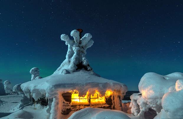 Финляндия: Рованиеми, Лапландия