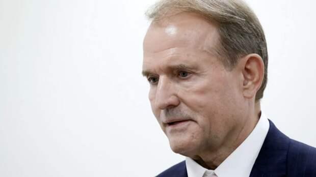 В СНБО допустили обмен Медведчука на осуждённых в России украинцев