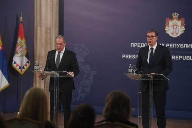 «У Сербии нет таких денег»: Вучич собирается попросить у Путина снижения цен на российский газ