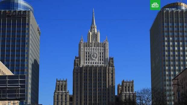 Россия обнародовала ответные меры на новые санкции США