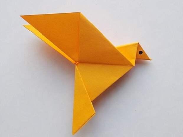 Бумажная магия: обряды на удачу с простыми фигурками оригами...