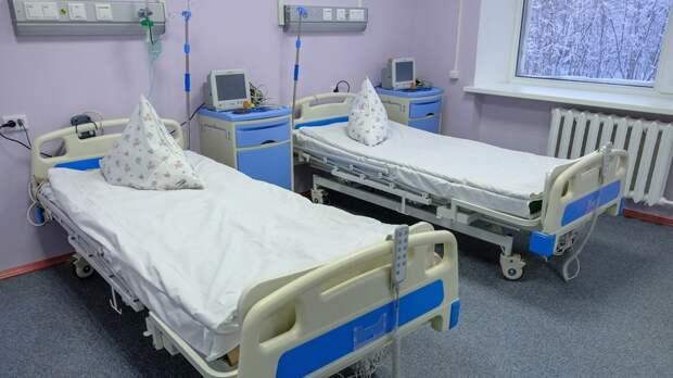 В Москве перепрофилируют тысячи коек в больницах из-за ситуации с COVID-19