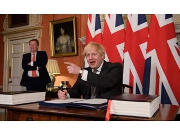 Великобритания выходит не только из Европы, но и из пределов самой себя