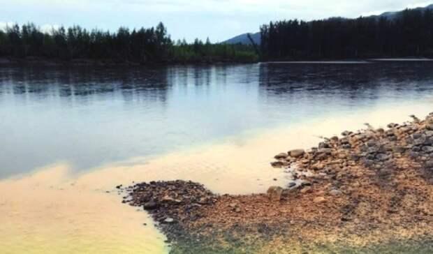 Уголовное дело возбудили пофакту загрязнения нефтепродуктами реки Селемджи в Амурской области