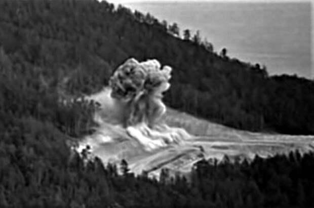 Ядерный «провал». Как сибирские реки не попали в Каспий