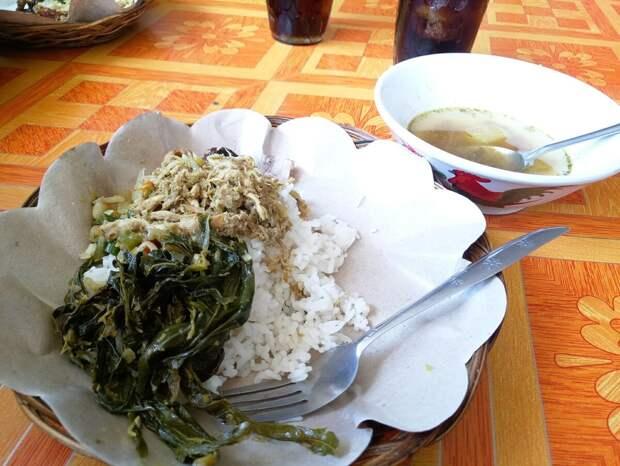Что едят местные жители на Бали (много фото)