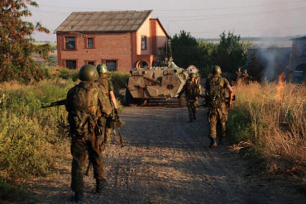 Ополченцы объявили о контроле над Иловайском