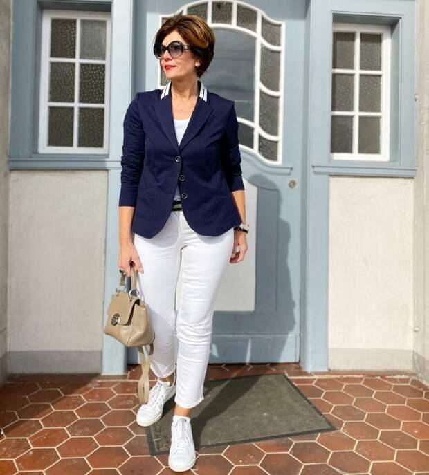 Как одеваются пенсионерки в Германии: почему небрежный стиль немецких модниц – образец для подражания