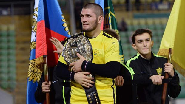 "Кадыров предложил Хабибу любой гонорар за поединок с бойцами ""Ахмата"""