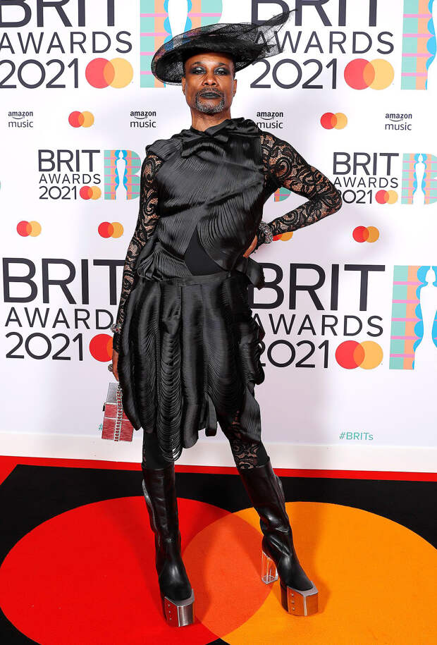 Билли Портер показал, какой будет гендерно-нейтральная фея в новом фильме «Золушка»