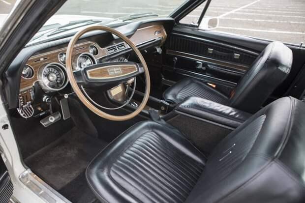 Shelby GT 500 найден спустя 40 лет после угона ford, mustang, shelby, авто, мускул-кар, олдтаймер, ретро авто, угон