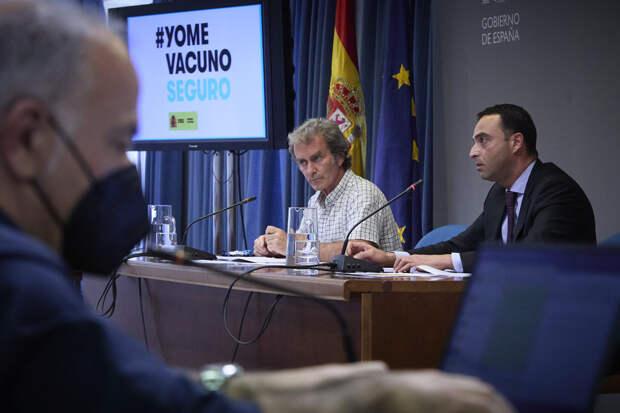Испания начала выдавать цифровые COVID-сертификаты