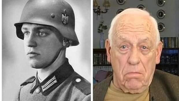 Вернер Гольдберг - солдат-фотомодель еврейского происхождения