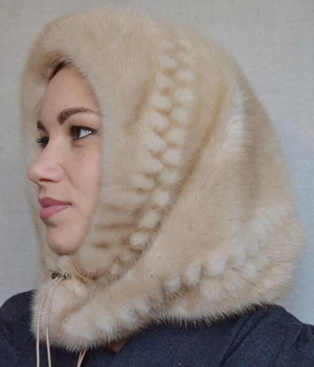 Отличная альтернатива обычным шарфам и шапкам!